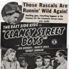 Noah Beery, Leo Gorcey, Huntz Hall, Ernest Morrison, Bobby Jordan, and Amelita Ward in Clancy Street Boys (1943)