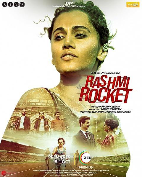 Rashmi Rocket 2021 Hindi Full Movie 480p ZEE5 ESubs 450MB Download