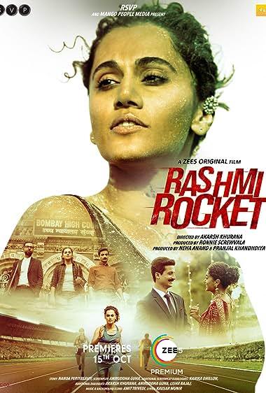 RASHMI ROCKET (2021) HDRip Hindi Movie Watch Online Free