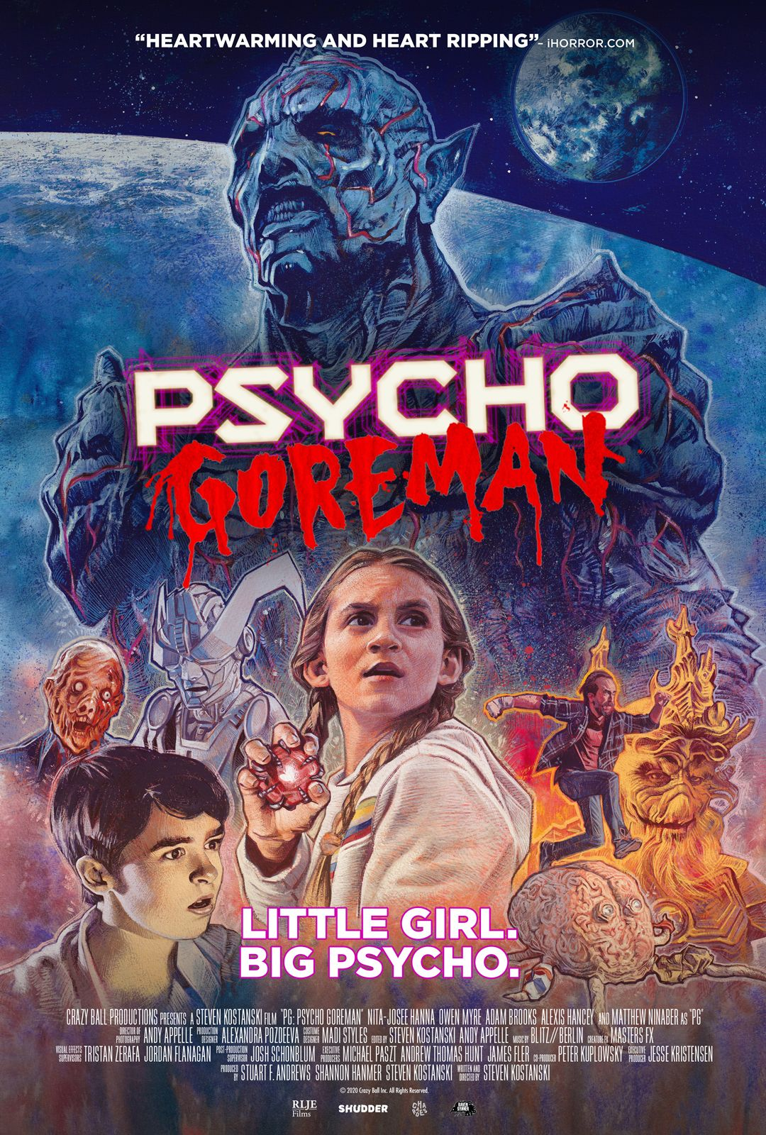 Psycho Goreman (2020) Bengali Dubbed (Voice Over) WEBRip 720p [Full Movie] 1XBET