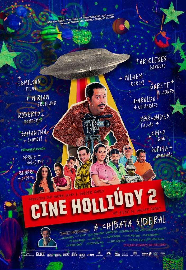 Cine Holliúdy 2: A Chibata Sideral [Nac] – IMDB 6.9
