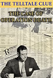 The Case of Operation Death Poster