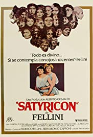 Fellini - Satyricon (1969) Poster - Movie Forum, Cast, Reviews