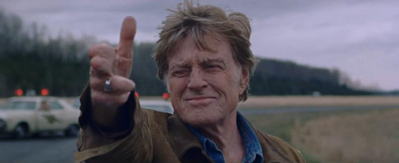 Robert Redford in The Old Man & the Gun (2018)
