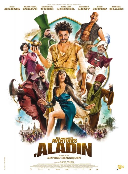 Deu a Louca no Aladim [Dub] – IMDB 4.7