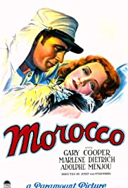 Morocco (1930) Poster - Movie Forum, Cast, Reviews