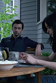 David Tennant and Krysten Ritter in Jessica Jones (2015)