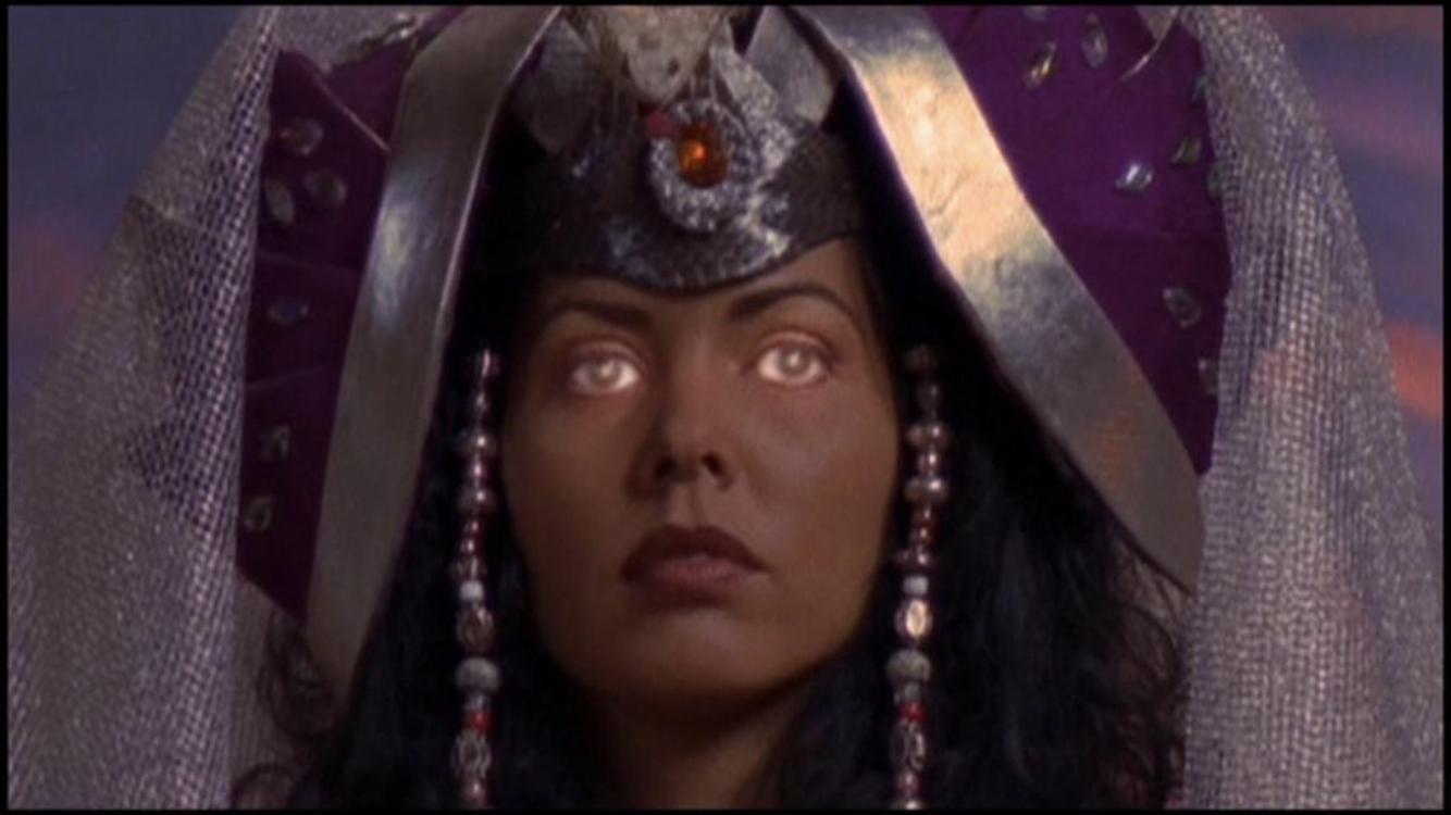 Vaitiare Hirshon in Stargate SG-1 (1997)