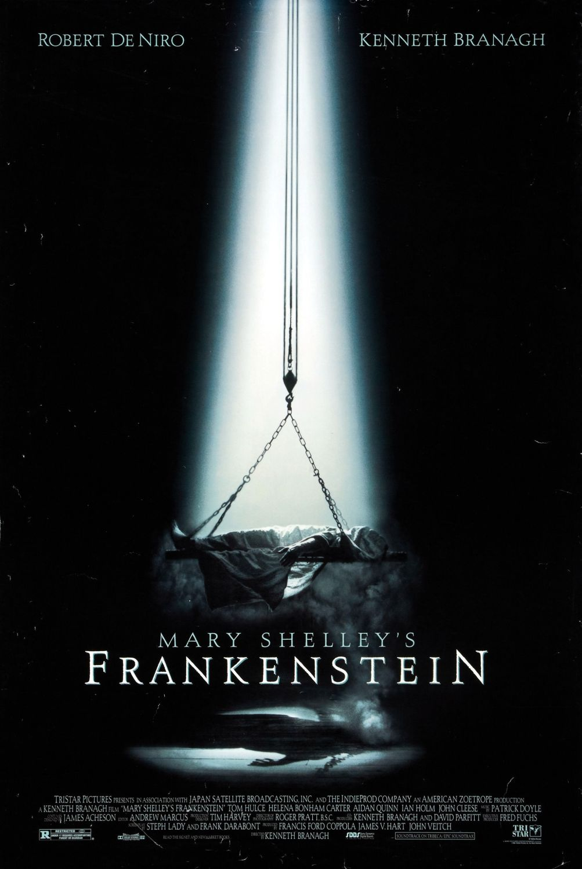 mary shelleys frankenstein 1994 movie online free