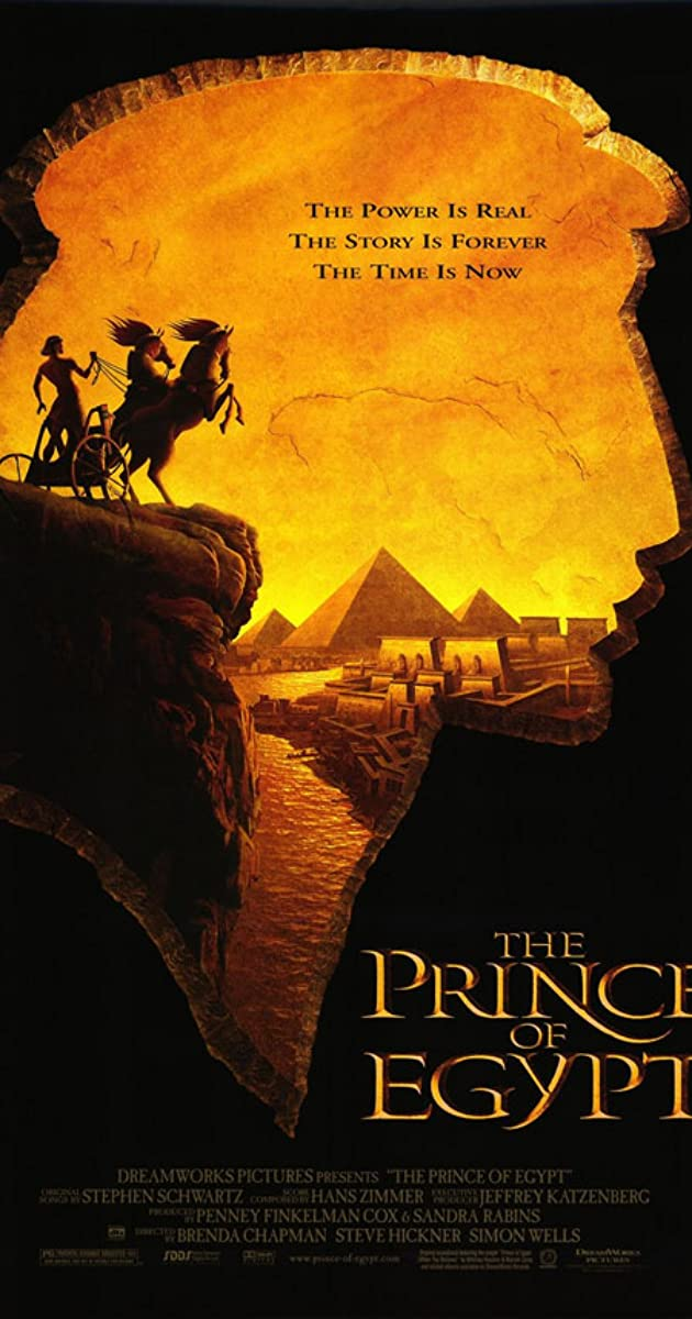 The Prince of Egypt (1998) - IMDb