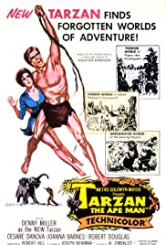 Tarzan, the Ape Man Poster