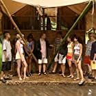 Sarah Baker, Nicole Kay Clark, Reece Bors, Monroe Gierl, Demian Martinez, Chris Vanderweir, Bryanah Bascon, and Lindi Oest in Endurance (2002)