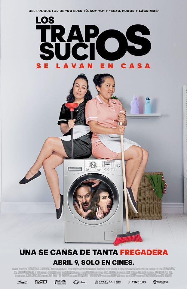 Los Trapos Sucios Se Lavan En Casa (2021) - IMDb
