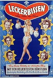 Leckerbissen Poster