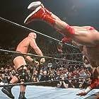 Steve Austin and Chuck Palumbo in Royal Rumble (2002)