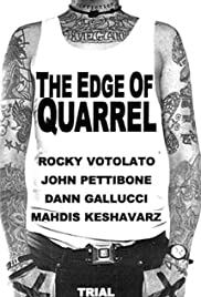 The Edge of Quarrel Poster