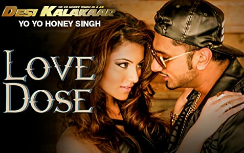 English movie clips free download Yo Yo Honey Singh: Love Dose by Indra Kumar [4K2160p]