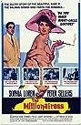 The Millionairess (1960) Poster