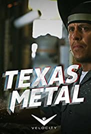 Texas Metal Poster