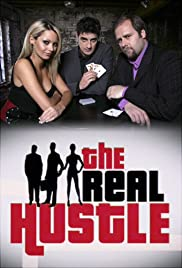 The Real Hustle Poster