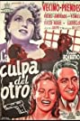 La culpa del otro (1942) Poster