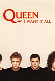 Queen: I Want It All Poster