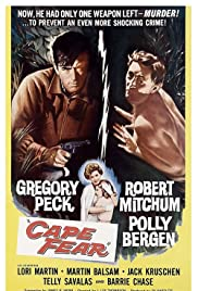 Cape Fear (1962) Poster - Movie Forum, Cast, Reviews