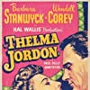 Barbara Stanwyck and Wendell Corey in The File on Thelma Jordon (1949)