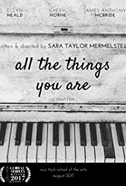 All the Things You Are Poster