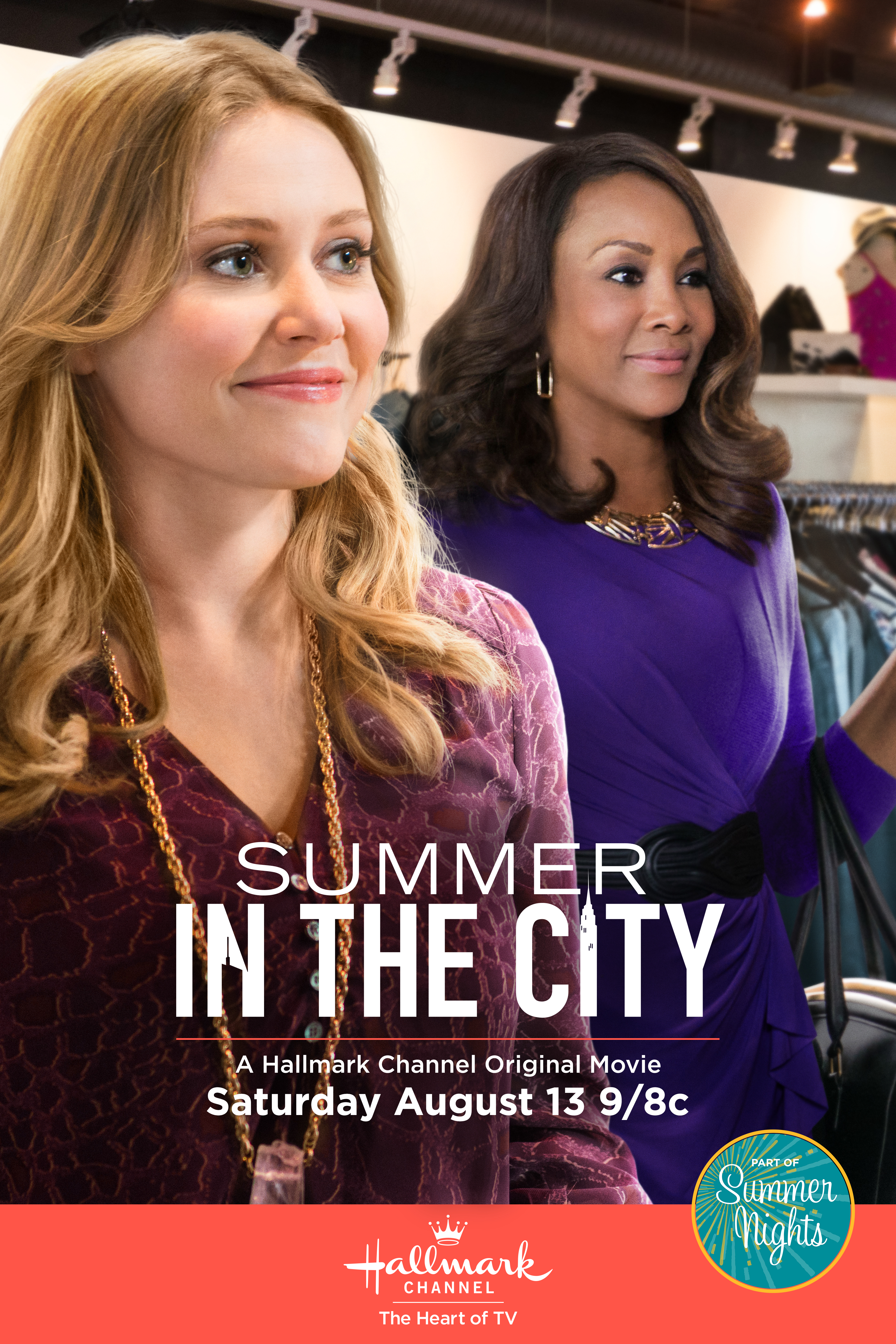 Summer In The City TV Movie 2016