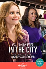 Vivica A. Fox and Julianna Guill in Summer in the City (2016)