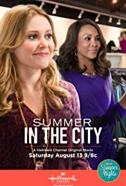 Summer in the City (2016) Poster - Movie Forum, Cast, Reviews