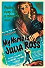 My Name Is Julia Ross (1945) Poster