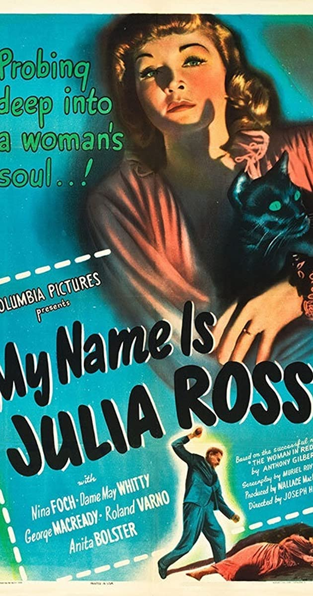 My Name Is Julia Ross (1945) Subtitles