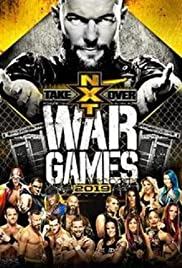 NXT TakeOver: WarGames 3 Poster