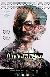 Watch for free full movies downloads Carlos Jauregui: The Unforgettable Fag [480p]