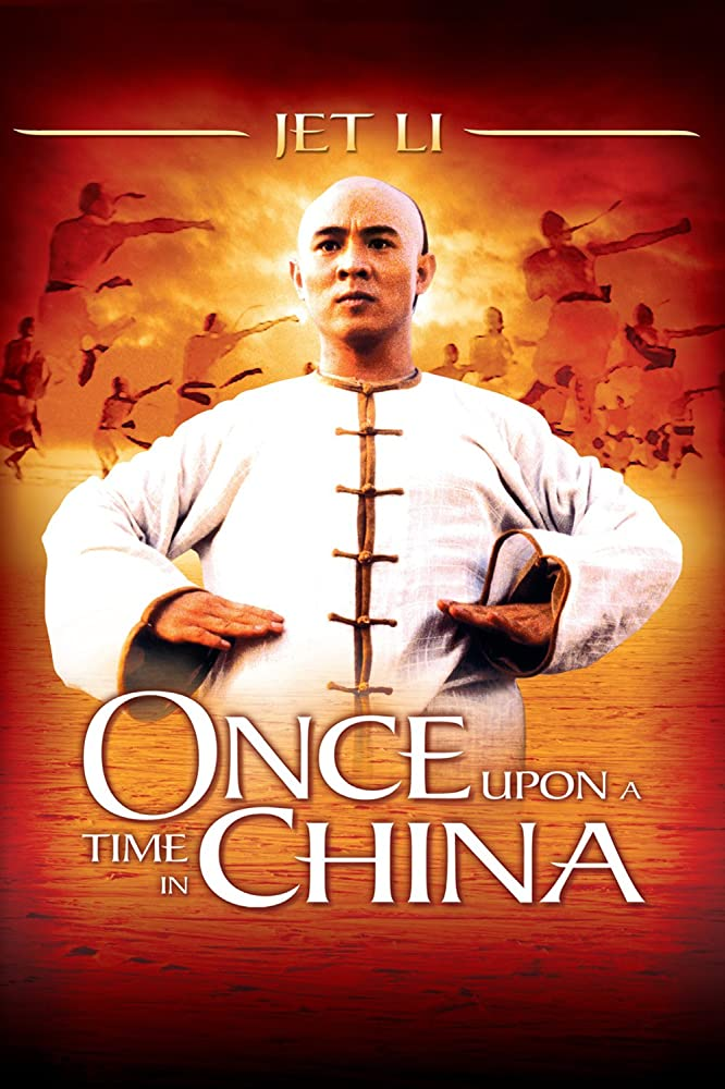 Once Upon a Time in China (1991) Dual Audio Hindi 720p UNCUT BluRay ESubs 1.3GB