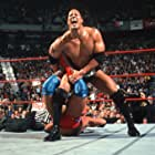 Dwayne Johnson in WWF No Way Out (2002)