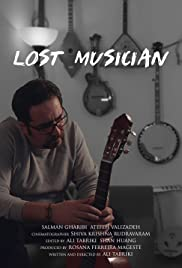 Lost Musician Poster