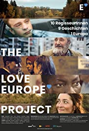 The Love Europe Project Poster