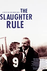 Downloading new comedy movies The Slaughter Rule by Matthew Ryan Hoge [1280x768]