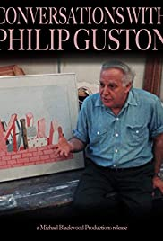 Conversations with Philip Guston Poster