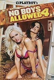 Playboy: No Boys Allowed, 100% Girls 4 Poster