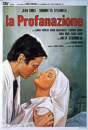 La profanazione Poster