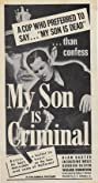 My Son Is a Criminal (1939) Poster