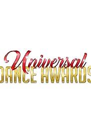 Universal Dance Awards Poster