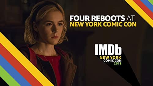 4 Most Anticipated Reboots at NY Comic Con