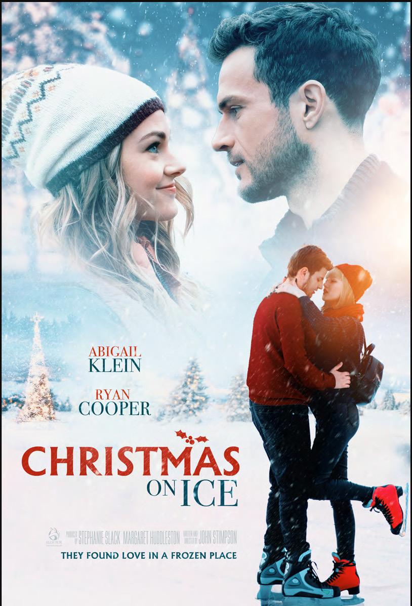 Christmas On Ice 2020 English 720p Download