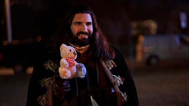 Kayvan Novak in What We Do in the Shadows (2019)