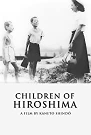 Children of Hiroshima Poster